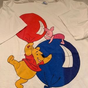 Vintage Made in USA Disney Winnie the Pooh tee